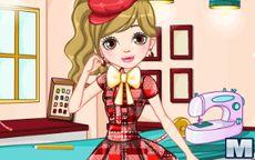 Diseña tu Vestido Fashionista