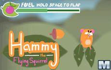 Hammy The Flying Squirrel
