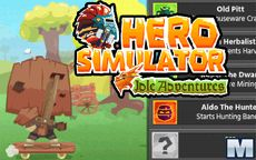 Hero Simulator Idle