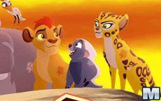 El Rey León: Assemble