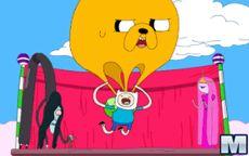 Hora de Aventuras: Jake, Finn y las Gominolas