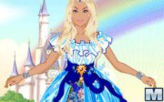 Vestir a la joven princesita