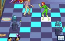 Totally Spies - Spy Chess