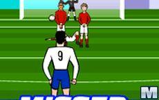 Fútbol y tiros de faltas, edición copa del mundo