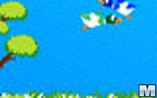 Duck Hunt Mickeys version