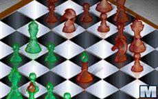 Flash Chess en 3D