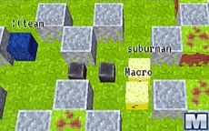 Minecraft Bomber Arena