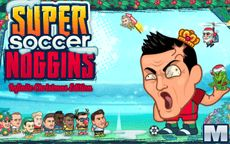 Super Soccer Noggins Xmas