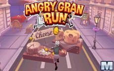 Angry Gran Run Paris