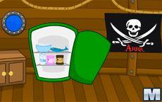 Scurvy Seadog Escape