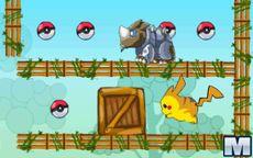 Aventura Pokémon Pikachu