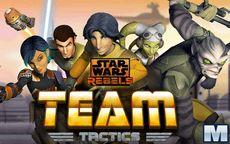 Star Wars Rebels Team Tactics
