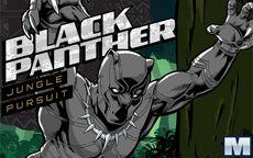 Black Panther Jungle Pursuit