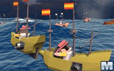 Colonial Sea Battle