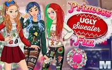 Suéteres y Princesas