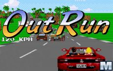 Out Run Retro