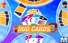 Uno Duo Cards