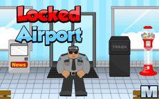 Encerrado en el aeropuerto