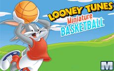 Looney Tunes Miniature Basketball