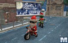 Santa Endless Rush