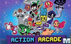 Teen Titan Go! Action Arcade