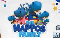The Happos Family Splash Art