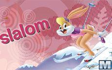 Looney Tunes Slalom