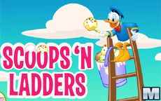 Scoops and Ladders