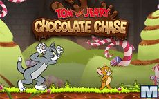 Tom and Jerry Chocolate Chase