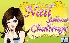 Nail Saloon Challenge