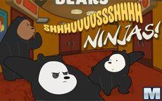Shush Ninjas