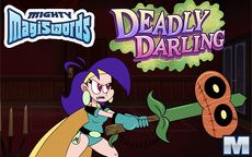 Mighty Magiswords Deadly Darling