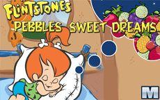 The Flintstones Pebbles Sweet Dreams