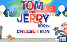 Tom & Jerry Cheese Run