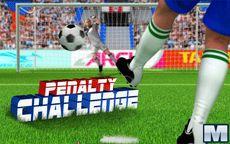 Penalty Challange