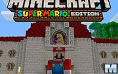Minecraft Super Mario Edition