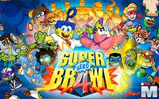 Nick Super Brawl 4