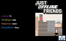 Just Offline Friends