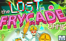 The Lost Frycade Sanjay & Craig