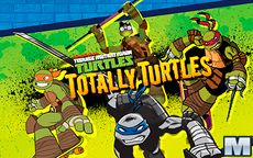 Totally Turtle TMNT