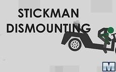 Stickman Dismounting
