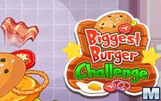 Biggest Burguer Challenge