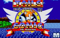 Tails in Sonic the Hedgedog