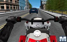 Traffic Bike Racing