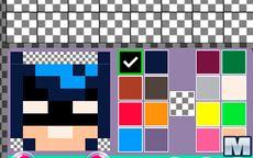Draw Pixel: Heroes