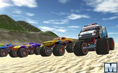 Offroad Monster Truck Simulator