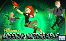Kim Possible Mision Improbable