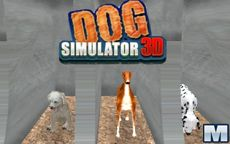 Dog Simulator 3D Racing
