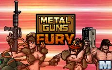 Metal Guns Fury