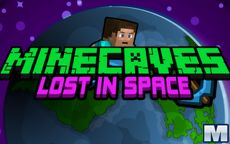 Minecaves: Lost in Space
